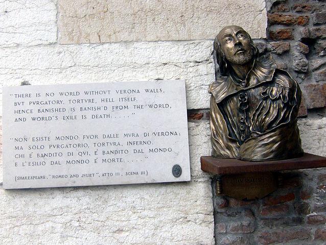 Shakespeare Bust in Verona (00000002)