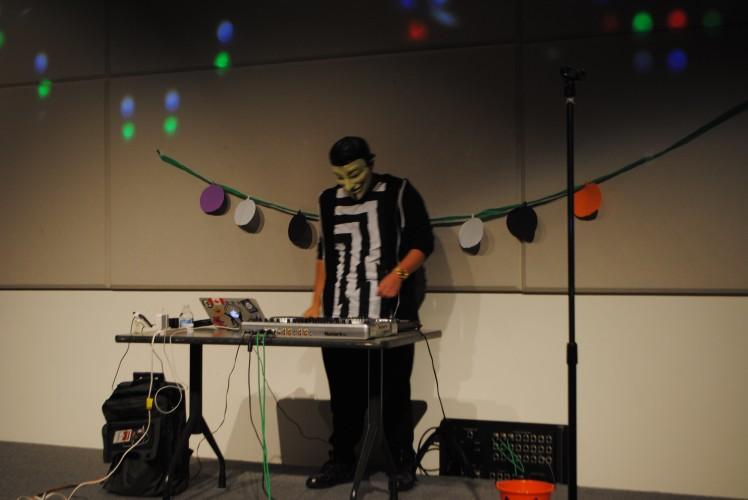 Spooky DJ