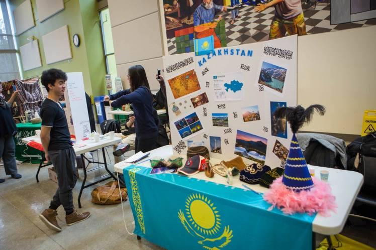 Kazakhstan Booth