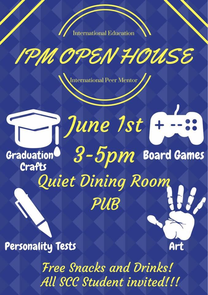 05-30-17 IPM Open House